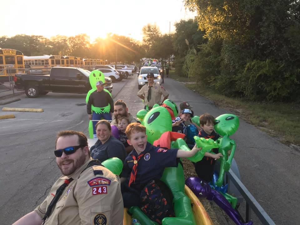 Azle Cub Scouts Pack 243